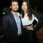 Randeep Hooda With Lin Laishram
