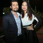Randeep Hooda With Lin Laishram