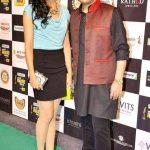 Sachin with his daughter Shriya Pilgaonkar