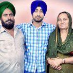 Saini Surinder parents