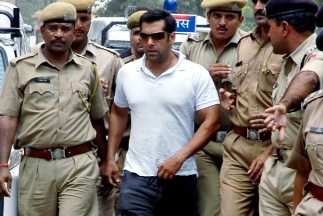 Salman hit and run case