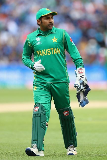 Sarfraz Ahmed wicket keeping