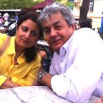 Seema Khan Parents
