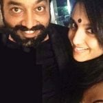 Anurag Kashyap with Shubhra Shetty
