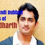 List of Hindi Dubbed Movies of Siddharth (3)