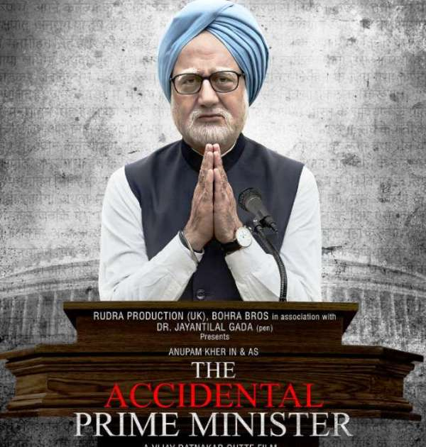 The Accidental Prime Minister Film 2019
