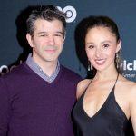 Travis Kalanick with Ex-partner Gabi Holzwarth