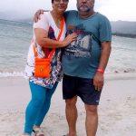Urvashi Chaudhary parents