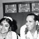 Vyjayanthimala and Chamanlal Bali