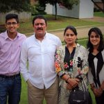 Yograj Singh second wife and children