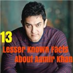 13 Lesser Known Facts About Aamir Khan