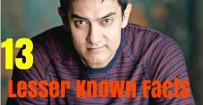 lesser known facts about Aamir Khan