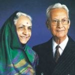 Aditya Birla's Father and Mother