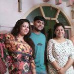 Aemila Sadhukhan family