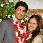 Ahana Deol with her husband Vaibhav Vora