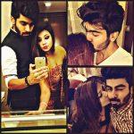 Akash Choudhary with his rumoured girlfriend