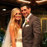 Amanda Stanton with her ex-husband Nick Buonfiglio