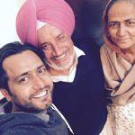 Amberdeep Singh parents