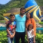 Amberdeep Singh wife and children