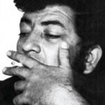 Amjad Khan Smoking