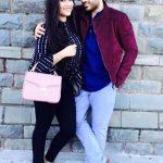 Ankit Narang with his wife Suhani Jagga