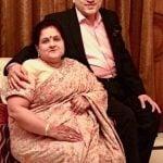 Aru Krishansh Verma parents