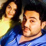 Aru Krishansh Verma with his sister Prium Verma