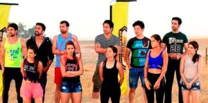Asha Negi in 'Fear Factor: Khatron Ke Khiladi Season 6'
