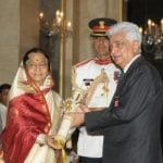 Azim Premji Honoured With The Padma Vibhushan Award