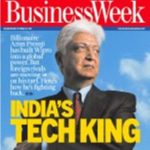 Azim Premji On The Cover Of Business Week