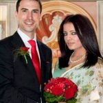 Celina Jaitley with her husband Peter Haag