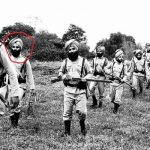 Damna Singh in the movie Battle of Sargarhi