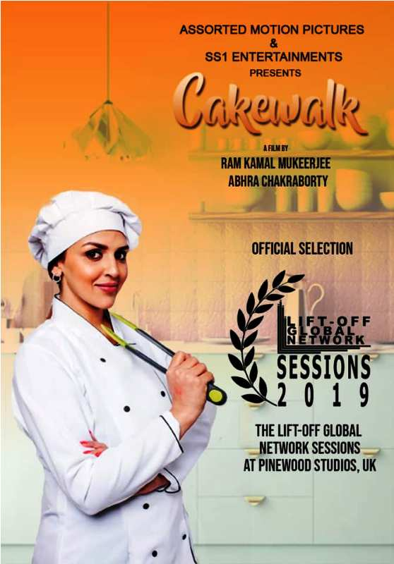 Esha Deol's Short Film Cakewalk