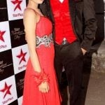Farnaz Shetty with Neel Motwani