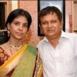 Fenil Umrigar with her family