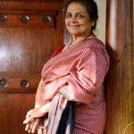 Girish Karnad wife