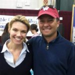 Heather Nauert With Her Husband