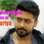 List of Hindi Dubbed Movies of Suriya (12)