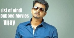 Hindi Dubbed Movies Of Vijay