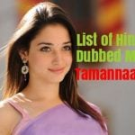List of Hindi Dubbed Movies of Tamannaah Bhatia (16)