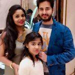 Hiran Chatterjee family