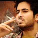 Hiran Chatterjee smoking