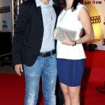 Gauri Pradhan with her Husband Hiten Tejwani