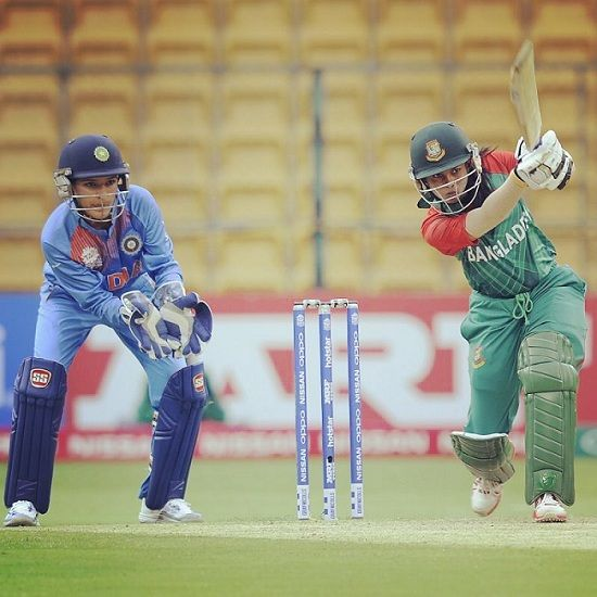 Indian Women Cricket team wicket keeper Sushma Verma