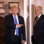 John Kelly With Donald Trump