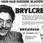 Kishore Kumar in Brylcreem Advertisement