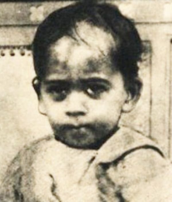 Kishore Kumar Childhood Photo