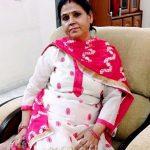 Krishna Bharadwaj mother