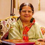 Kumar Birla's Mother