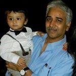 Kunal Verma father